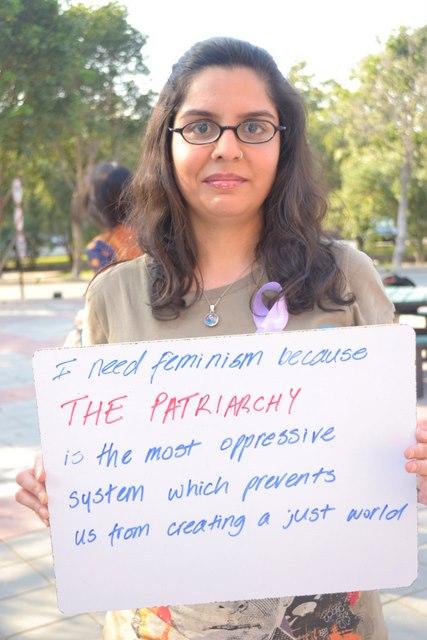 NMS I need feminism